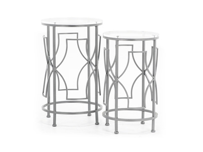 Lexi Metal Nesting Tables