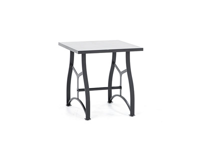 Habitat Square End Table