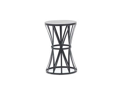Habitat Round Chairside Table