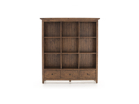 Tuscan Retreat Bookcase
