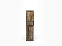 Cubist Square Display Shelves