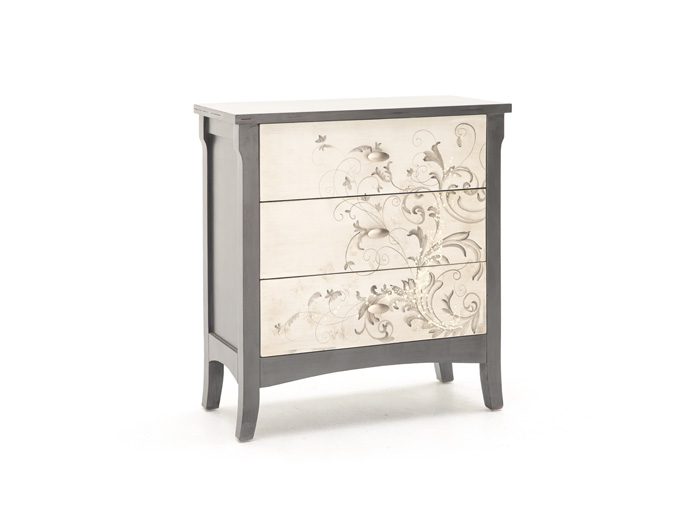 Steinworld 3-Drawer Chest