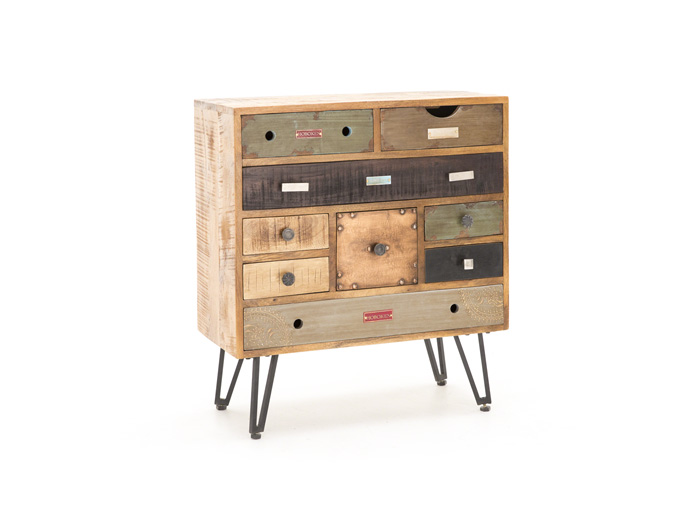Austin Nine Drawer Chest