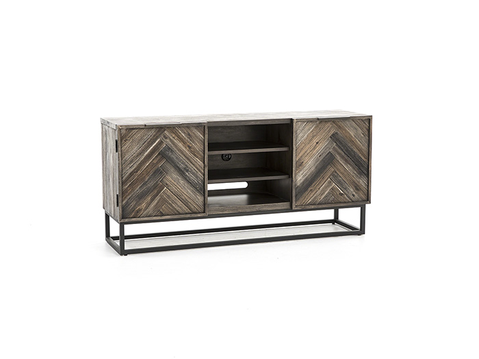 "Aspen Court 63"" Entertainment Console"