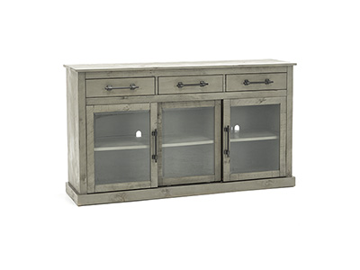 Villa Collection Grey Credenza