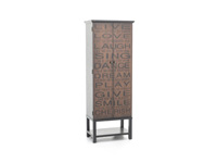 Tall Wine Cabinet
