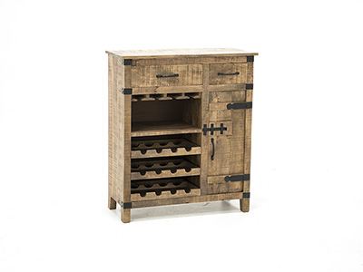 Wine Lovers Collection Wine Cabinet