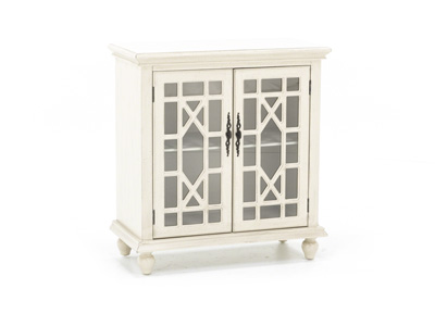Bayberry Collection Cream Accent Cabinet