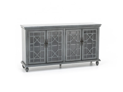 Bayberry Grey Credenza