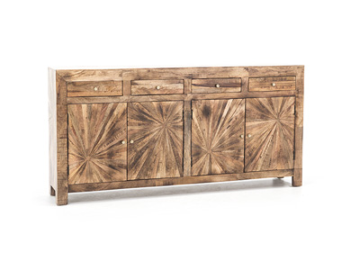 Cayley 4 Door Cabinet