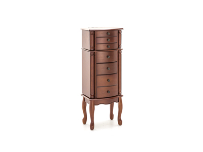 Traditional Jewelry Armoire