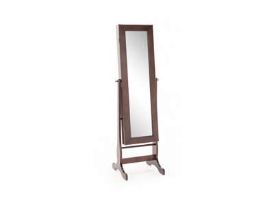 Cheval Mirror with Storage