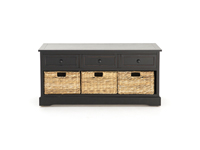 Storage Accent Bench