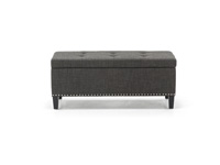 Shandra II Storage Bench