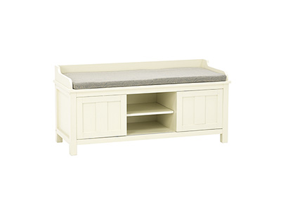 Storage Solutions Collection Lakeville Storage Bench