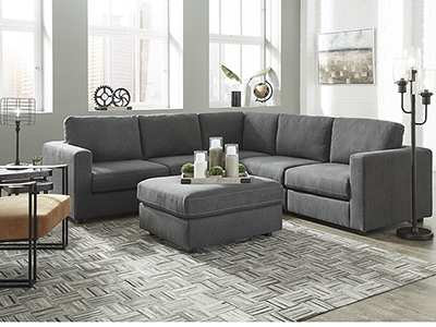 Nemo 5-Pc. Sectional