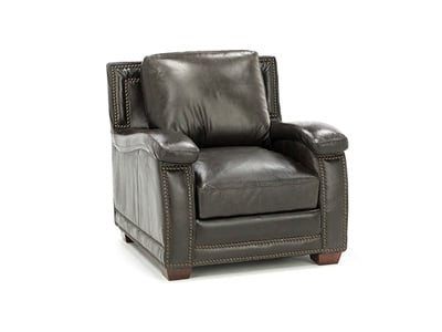Ogden Leather Chair