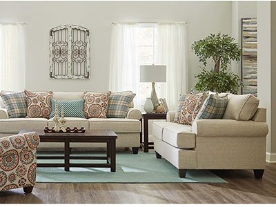 Hampton Bay Sofa
