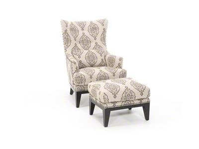 Tomar Chair & Ottoman Set - Steinhafels - Living Room - Chairs