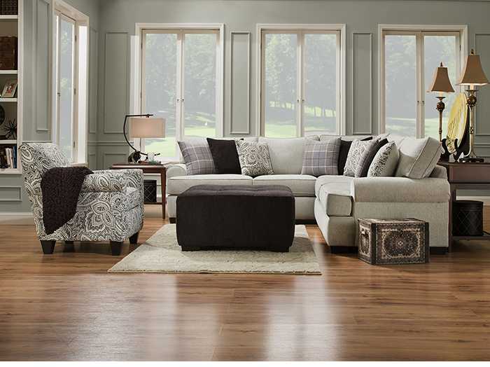 Morgan 2-pc. Sectional