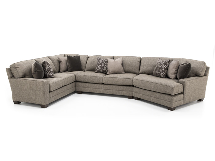 Winston 3 Pc. Sectional