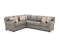 Bentley 2 Pc Sectional Steinhafels