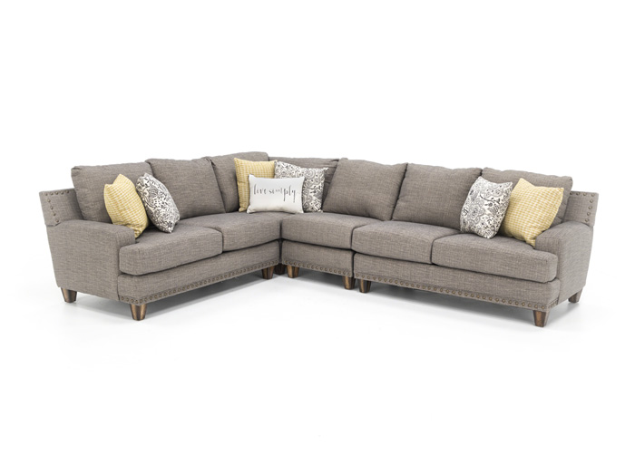 Jessica 4-pc. Sectional