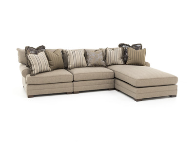Casbah 4-pc. Sectional