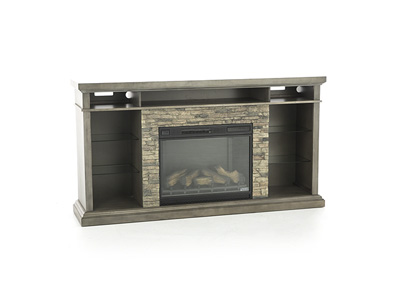 "Ellistone 73"" Fireplace"