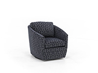 Lola Swivel Chair