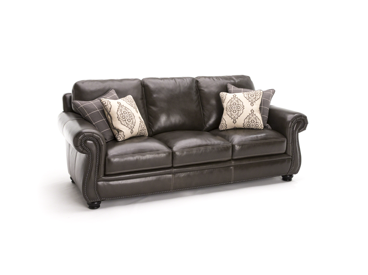 Tomar Leather Sofa