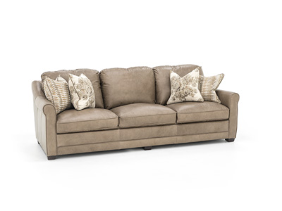 Alexandria Leather Sofa