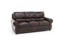 Parker II Leather Sofa