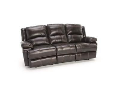 Laredo II Leather Power Recline Sofa