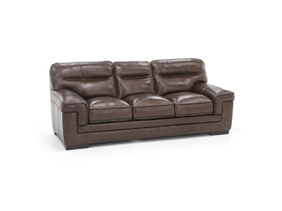 Pipin Leather Sofa