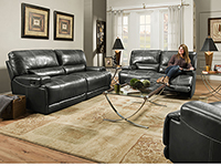 Plateau Power Recline Sofa