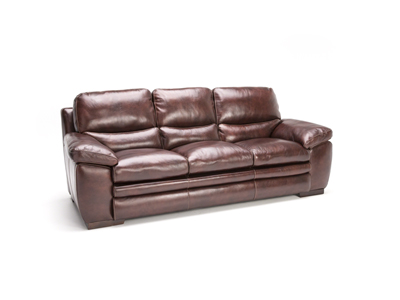 Longhorn Leather Sofa
