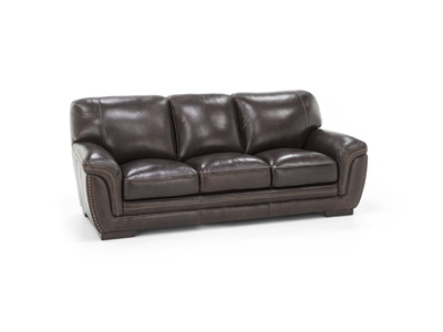 Mikaela Leather Sofa