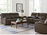 Vista Power Recline Sofa