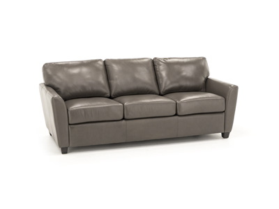 Fontana Leather Sofa
