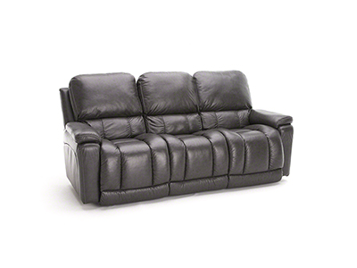 Greyson Leather Power Reclining Sofa