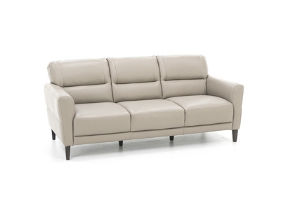 Rome Leather Sofa