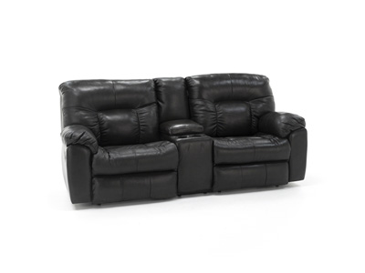 Journey Reclining Console Sofa