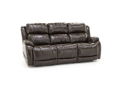 Milan Leather Fully Loaded Sofa