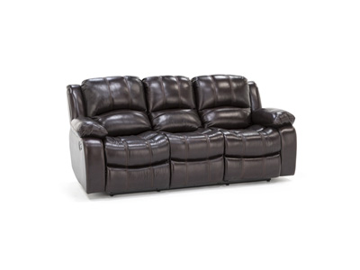 Woodstock Leather Reclining Sofa