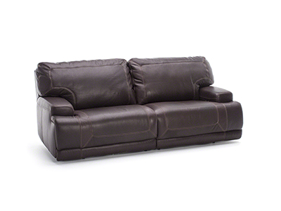 Hugo Leather Power Recline Sofa