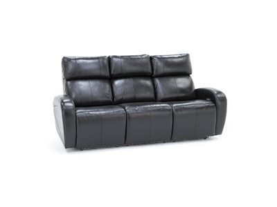 Direct Designs® Avant Leather Fully Loaded Sofa