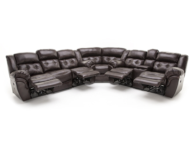 Cheyenne 3-pc. Whiskey Sectional