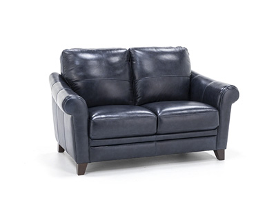 Twilight Leather Loveseat