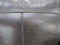 Jesse Leather Loveseat